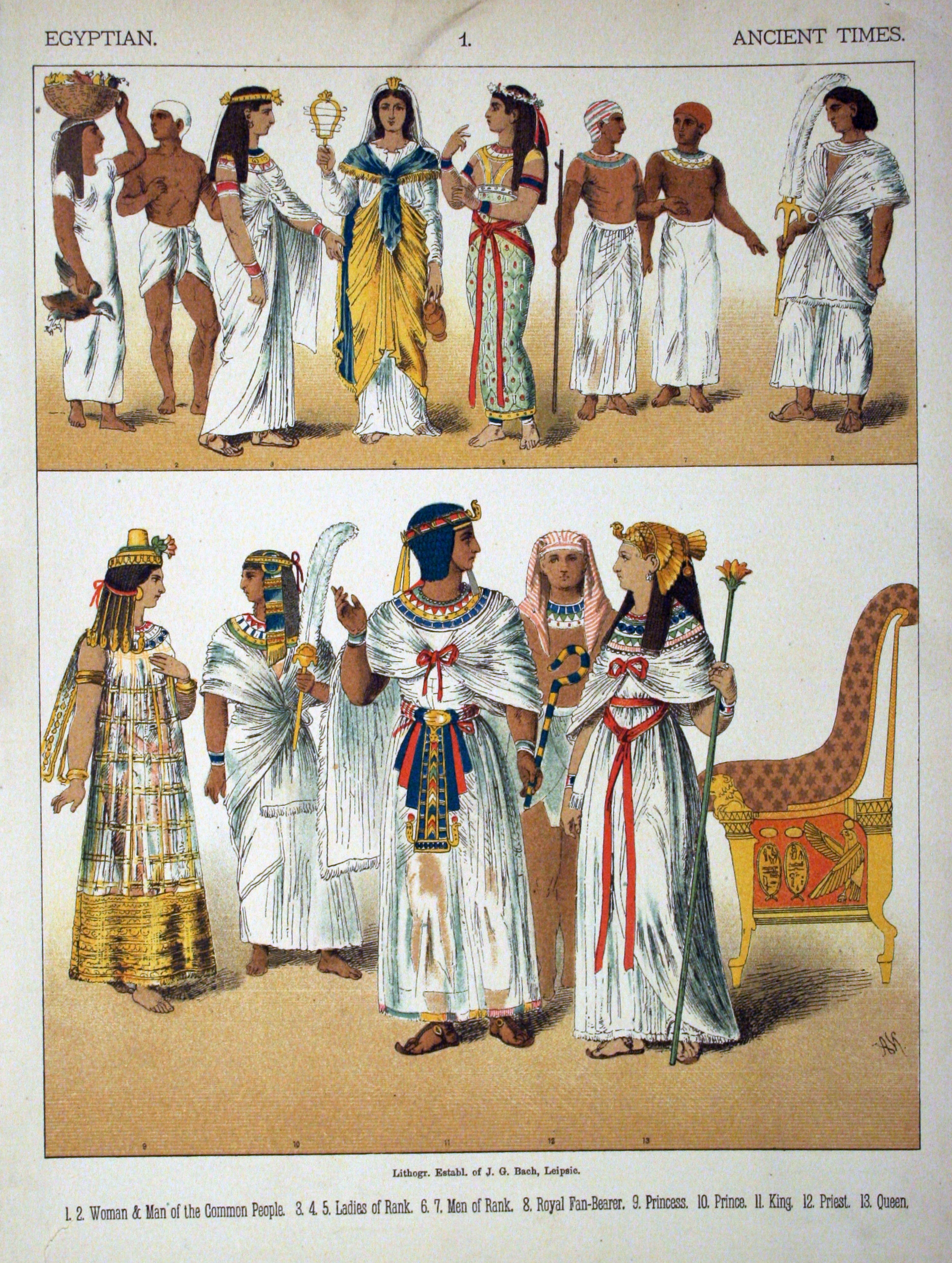 egyptian costumespartag ancient costumes egyptian