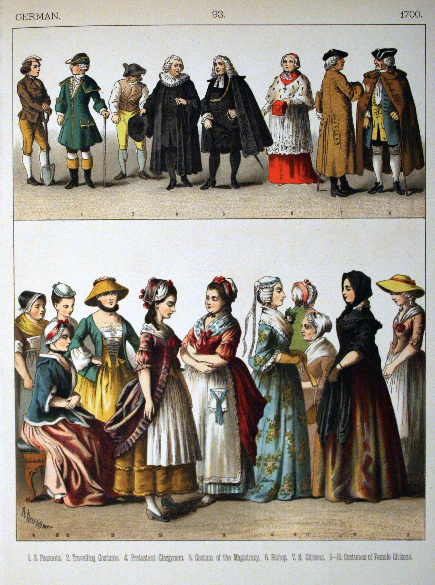 English Costumes 1600 1700 http://kendallredburn.com/costumesofallnations.html
